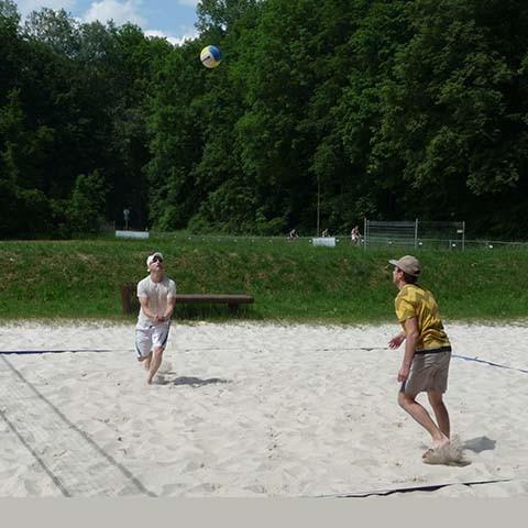 Beachvolleball Ingoldstadt