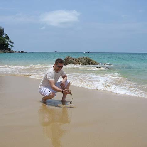 Thailand Urlaub 2008