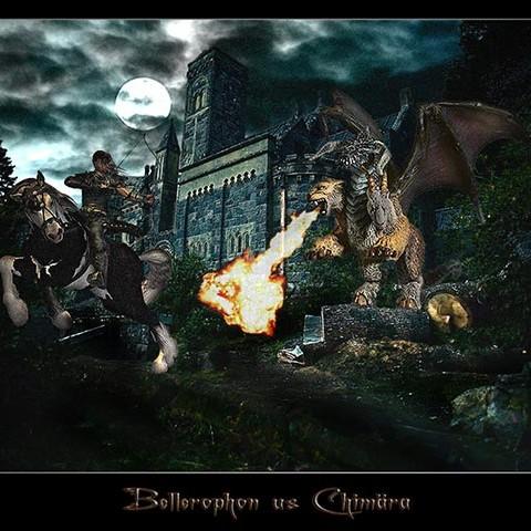 Bellerophon us Chimera