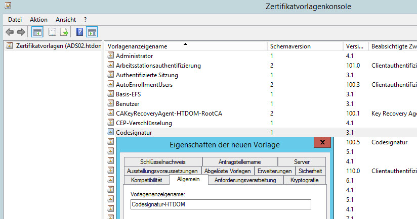 Active Directory | Helle\'s Portfolio – Server und Client Howtos ...